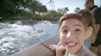 SeaWorld TV Spot, 'Real Amazing' - 4154 commercial airings