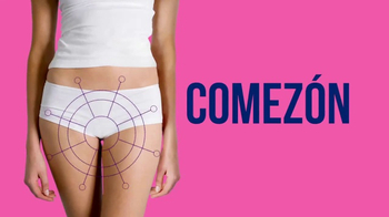 Vagisil Anti-Itch Medicated Wipes TV Spot, 'Calma la comezón' [Spanish] - Thumbnail 2