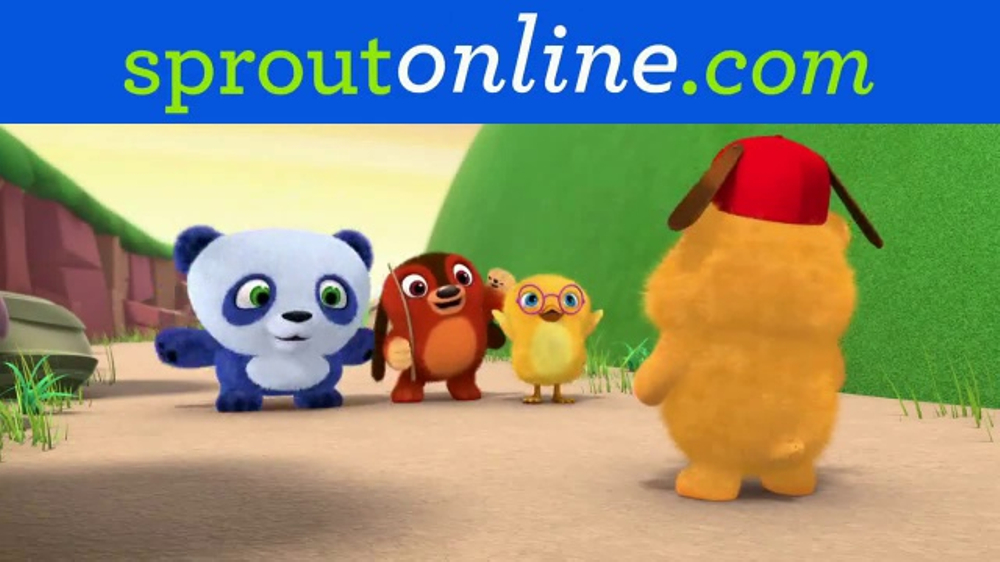 SproutOnline.com TV Commercial, 'Games With Ruff-Ruff, Tweet and Dave'