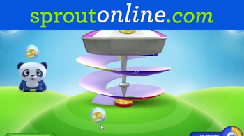 SproutOnline.com TV Spot, 'Games With Ruff-Ruff, Tweet and Dave' - Thumbnail 4