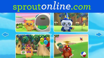 SproutOnline.com TV Spot, 'Games With Ruff-Ruff, Tweet and Dave' - Thumbnail 6