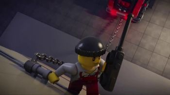 LEGO City Police TV Spot, 'Getaway Goons: Part 1'