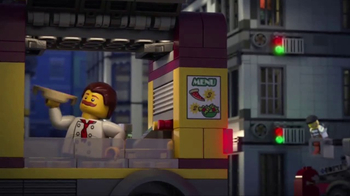 LEGO City Police TV Spot, 'Getaway Goons: Part 1' - Thumbnail 1