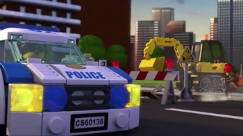 LEGO City Police TV Spot, 'Getaway Goons: Part 1' - Thumbnail 4