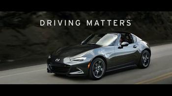 2017 Mazda MX-5 RF TV Spot, 'Oneness' [T1] - Thumbnail 9
