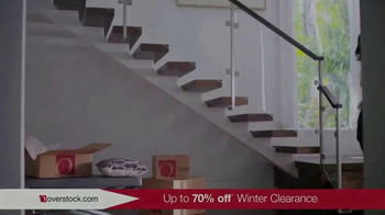 Overstock.com TV Spot, 'Winter Clearance' - Thumbnail 1