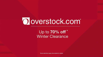 Overstock.com TV Spot, 'Winter Clearance' - Thumbnail 6