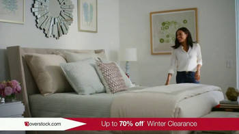 Overstock.com TV Spot, 'Winter Clearance' - 455 commercial airings