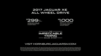Jaguar Impeccable Timing Sales Event TV Spot, '2017 Jaguar XE: The Effect' [T2] - Thumbnail 10