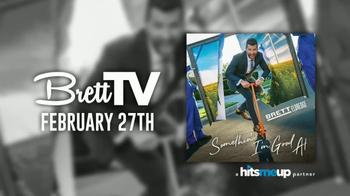 HitsMeUp TV Spot, 'Cake Smash' Featuring Brett Eldredge - Thumbnail 8