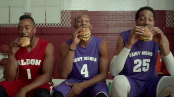 McDonald's Big Mac TV Spot, 'There's a Big Mac for That: Basketball' - Thumbnail 7