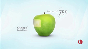 Zimmer Biomet Oxford Partial Knee TV Spot, 'Less Is More' - Thumbnail 2