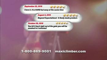 MaxiClimber TV Spot, 'New Heights' - Thumbnail 4