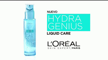 L'Oreal Paris Hydra Genius TV Spot, 'Que noche' [Spanish] - Thumbnail 4