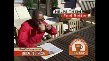 Bio Coffee TV Spot, '12 Day Challenge' - Thumbnail 2