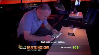 DraftKings 1-Day Fantasy Hockey TV Spot, 'Change It All' - Thumbnail 5