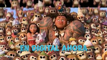 Moana Home Entertainment TV Spot [Spanish] - Thumbnail 2