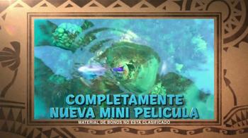Moana Home Entertainment TV Spot [Spanish] - Thumbnail 5