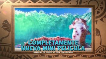 Moana Home Entertainment TV Spot [Spanish] - Thumbnail 6