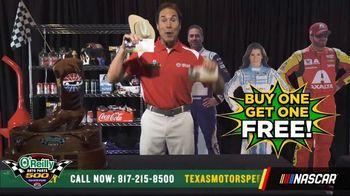 Texas Motor Speedway TV Spot, 'BOGO Deal!' - 4 commercial airings