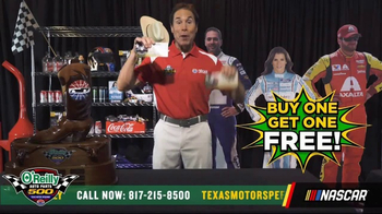 Texas Motor Speedway TV Spot, 'BOGO Deal!' - 4 commercial airings