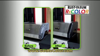Wipe New Rust-Oleum ReColor TV Spot, 'Great Results' - Thumbnail 5
