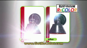 Wipe New Rust-Oleum ReColor TV Spot, 'Great Results' - Thumbnail 6
