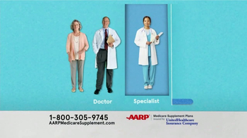 AARP Medicare Supplement Plans TV Spot, 'Nothing More Important' - Thumbnail 3