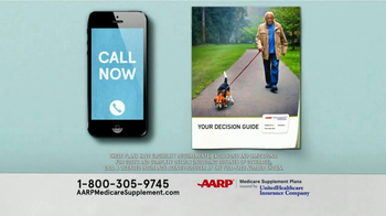 AARP Medicare Supplement Plans TV Spot, 'Nothing More Important' - Thumbnail 4