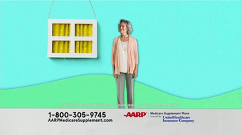 AARP Medicare Supplement Plans TV Spot, 'Nothing More Important' - Thumbnail 6