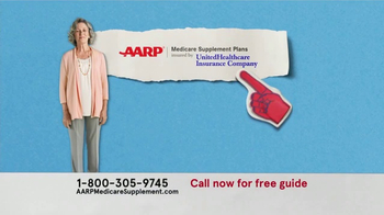 AARP Medicare Supplement Plans TV Spot, 'Nothing More Important' - Thumbnail 7