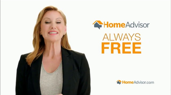 HomeAdvisor TV Spot, 'Always Free' Featuring Amy Matthews - Thumbnail 4