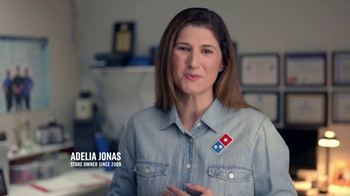 Domino's TV Spot, 'Blood, Sweat and Teardowns'