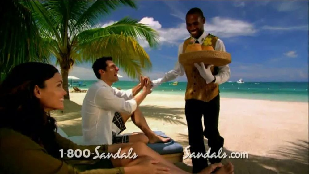 770a759e2fc73 Sandals Resorts TV Commercial