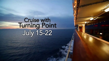 Turning Point 2017 Alaska Cruise TV Spot, 'Set Sail'