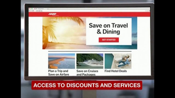 AARP TV Spot, 'Benefits Start Instantly' - Thumbnail 4