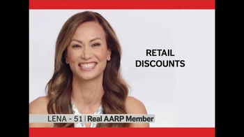 AARP TV Spot, 'Benefits Start Instantly' - Thumbnail 6