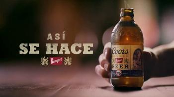 Coors Banquet TV Spot, 'Apretón de mano' [Spanish] - Thumbnail 10