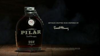 Papa's Pilar 24 TV Spot, 'True Writer' - Thumbnail 9