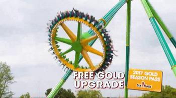 Six Flags Park Opening Season Pass Sale TV Spot, 'Now Open Weekends' - Thumbnail 3
