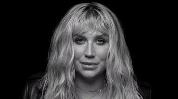 Hack Harassment TV Spot, 'Speak Up' Featuring Kesha - 113 commercial airings