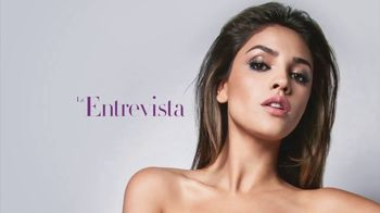 Vanidades TV Spot, 'La entrevista: Eiza González' [Spanish] - 621 commercial airings