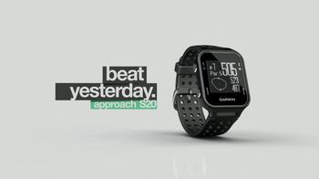 Garmin Approach S20 TV Spot, 'Beat Yesterday' - Thumbnail 5