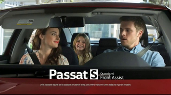 2017 Volkswagen Passat TV Spot, 'Presidents Day Bonus' [T2]