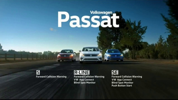 2017 Volkswagen Passat TV Spot, 'Presidents Day Bonus' [T2] - Thumbnail 5