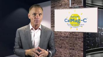 Instant CalMag-C TV Spot, 'Just the Right Balance' Feat. Kevin Harrington - Thumbnail 1
