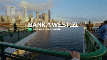 Bank of the West Mobile Banking TV Spot, 'Ferry' - Thumbnail 10