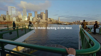 Bank of the West Mobile Banking TV Spot, 'Ferry' - Thumbnail 8