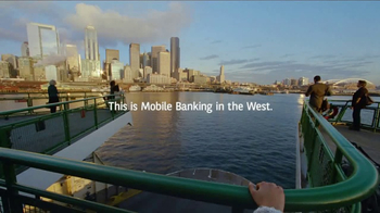 Bank of the West Mobile Banking TV Spot, 'Ferry' - Thumbnail 9