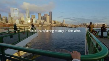 Bank of the West Mobile Banking TV Spot, 'Ferry'
